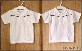 Polo Shirts for Male Twins