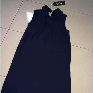 Women Sle eveless Dress