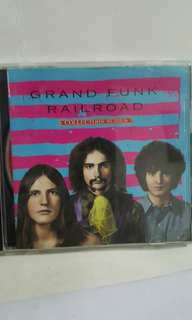 Cd English Grand funk rail road