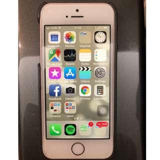 Iphone SE 64gb Pink Used