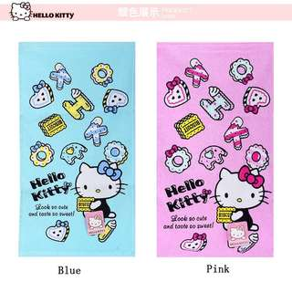 Keythemelife Home Textile Hand Towel Hello kitty Soft Face Towel Cleaning Towel Dry Hair Towel for kitchen Bathroom A