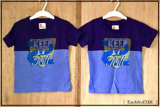 T-shirts for Male Twins