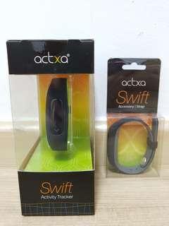 🚚 Actxa Swift Activity Tracker + Additional Strap