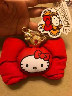 Hello Kitty 環保袋 ecobag