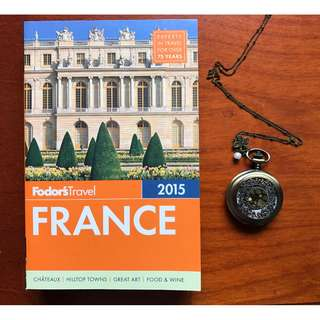 Fodor's France 2015 (Full-color Travel Guide)