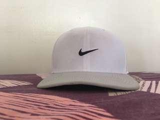 Nike Baseball Cap (White)