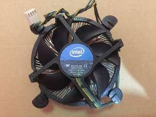 Cooler CPU S1155/s1156 Intel E97379-001 12v 0 17a Foxconn
