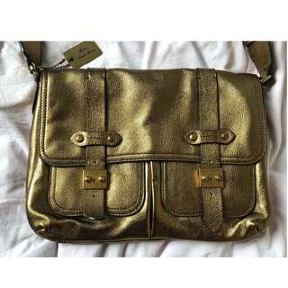 NEW Ralph Lauren bag in gold