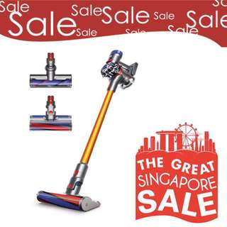 🚚 [GSS] DYSON V8 ABSOLUTE and CORDLESS HANDSTICK VACUUM (21.6V) HEPA FILTER