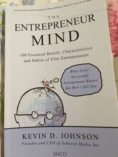 🚚 The Entrepreneur Mind