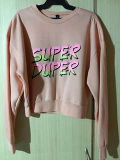 Cropped Sweater - Good as new