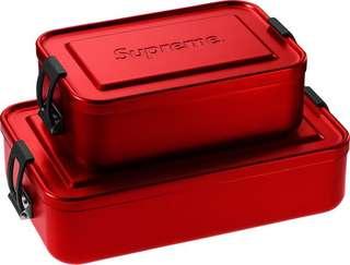 Supreme Sigg Boxes