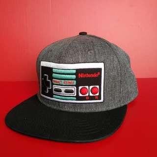 Nintendo NES Snapback Cap