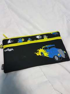 Smiggle car pencil case