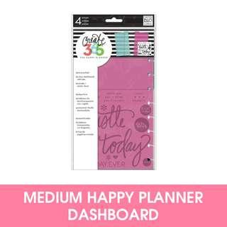 🚚 Dashboards - 3 pack - Medium