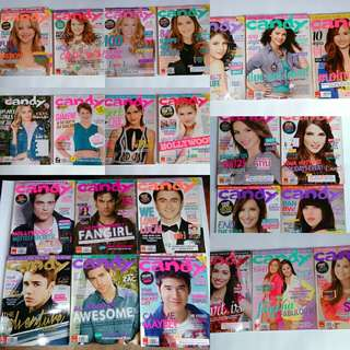 24 Candy Magazines (2011 - 2015)