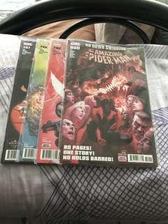 Amazing spider-man 797-801