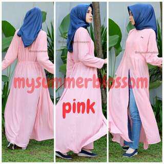 Paris Pink Dress