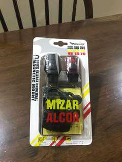 🚚 Moon Mizar and Alcor Set