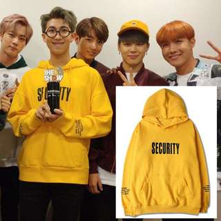 Security Hoodies