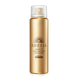 Anessa Perfect UV Spray Sunscreen Aqua Booster SPF50+