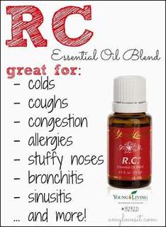 Youg living oil RC 5ml