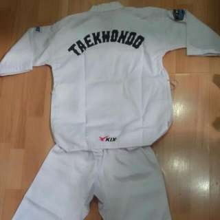 Taekwondo Official Uniform & Protective Gear Set