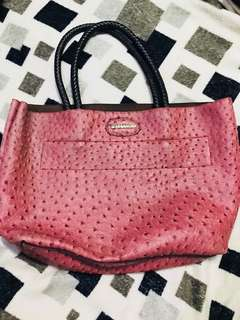 Pre love pink Bag