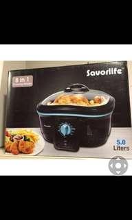 Anyway savorlife 8in1 cooker