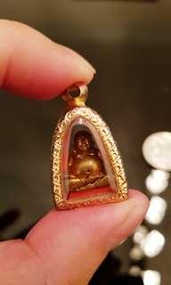 Thai Amulet - Sangkachai (Happiness, Luck, Wealth)