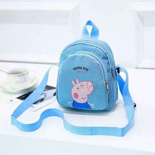 Pepap pig Snack Bag