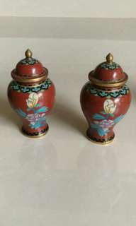 Decorative antique vase