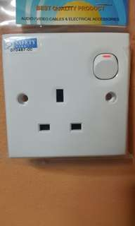 🚚 Wall Power Switch Socket