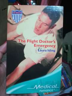 Mills and Boon Medical Romance The Flight Doctor's Emergency