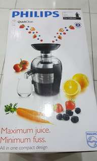 Philips viva collection juicer HR1833