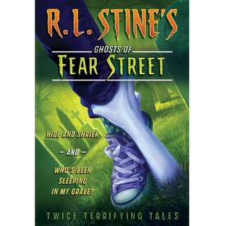 Ghosts of Fear Street 2-in-1 book