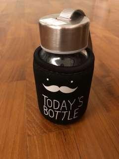 BN Mini Glass water bottle
