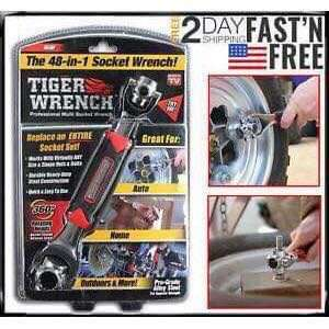 48 in 1 socket wrench