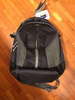 Authentic Samsonite Laptop Backpack 4mation