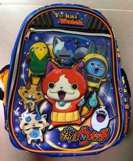 全新正版Sanrio 「妖怪手錶」書包