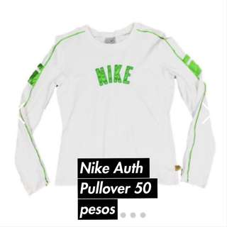 Nike Auth Pullover