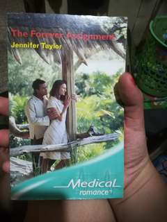 Mills and Boon Medical Romance The Forever Assignment