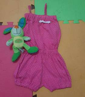 Romper for 1-2yrs old