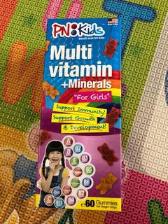 Brand New PN Kids Multi Vitamin And Mineral