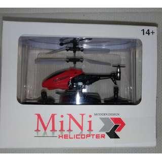 🚚 MODERN DESIGN 3.5動 MiNi Helicopter 超迷你 9.5cm 室內 紅外線 遙控 直升機 遙控飛
