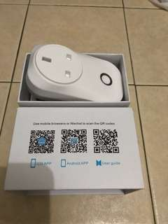 WIFI SMART SOCKET FROM UK