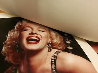 Unofficial and Unauthorized Marilyn Monroe 8 Posters