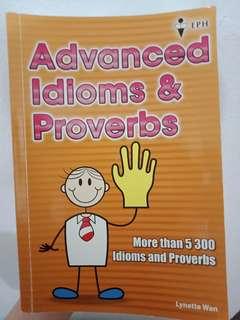 Advance Idioms & Proverbs