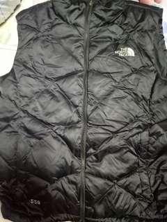 Women's Northface down vest (authentic)