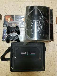 Sony Playstation 3 (fat version)